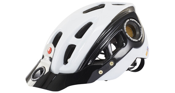 Urge Supatrail Helmet white/black